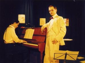 Daniel Malheur und Herr Erwin - IN DER BAR ZUM KROKODIL