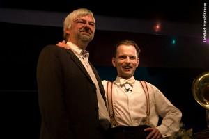 Daniel Malheur & Alexander Häusser by Harald Krause